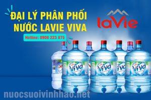 Đại lý nước uống LaVie Viva chính hãng