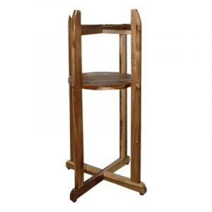 kệ gỗ để bình nước