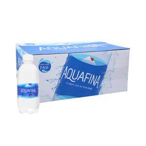 Thùng nước suối Aquafina 355ml